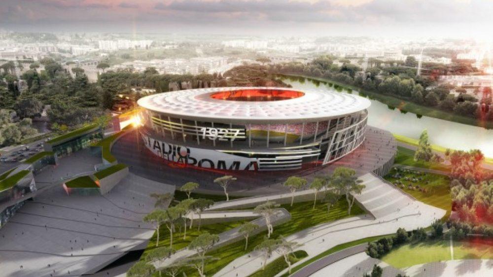 Αυτό είναι το νέο γήπεδο της Ρόμα (video)