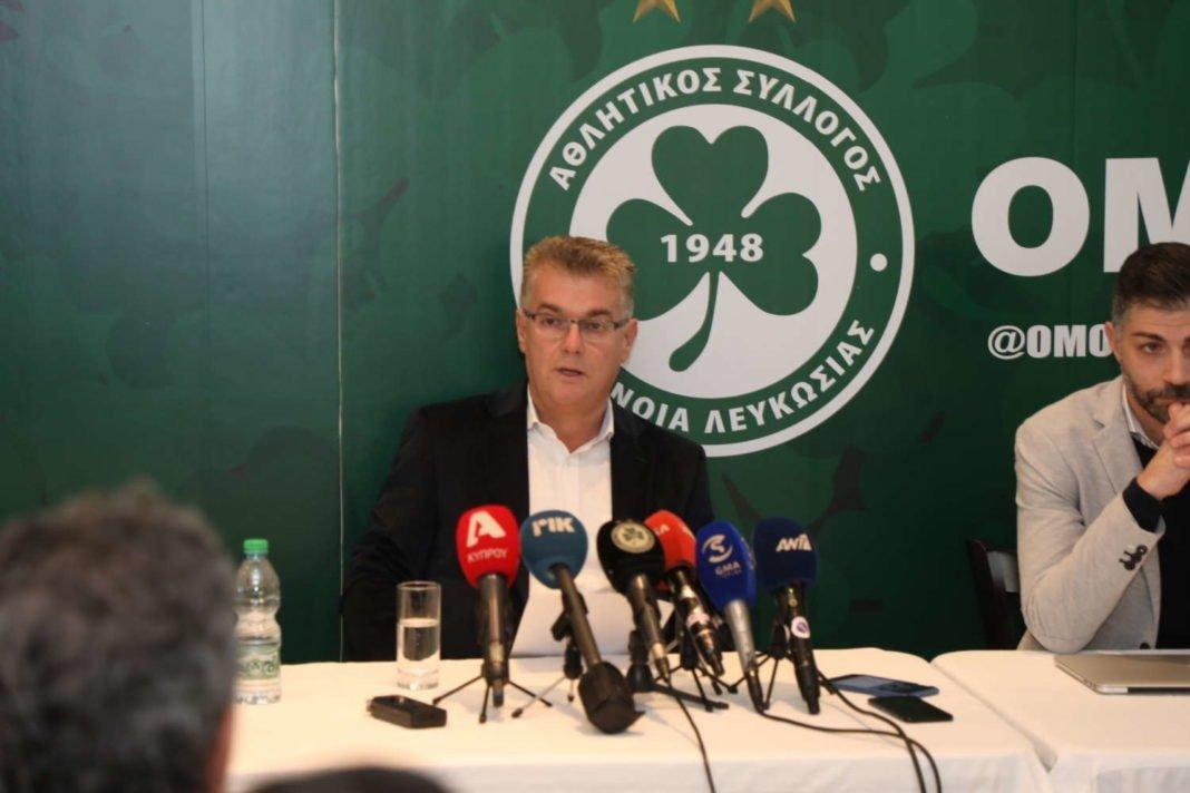 Ομόνοια: Πλήρως ενημερωμένος ο Παπασταύρου για την κατάσταση στην Κύπρο