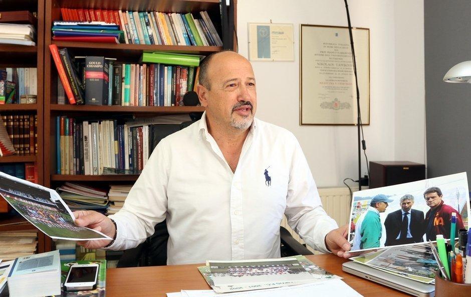 Ευχές Aνόρθωσης για ταχεία ανάρρωση στο Δρ Τζουρούδη