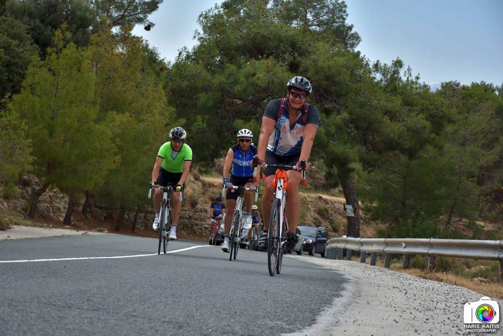 Ποδηλασία: Διεξάγεται την Κυριακή (11/9) η ποδηλατική ανάβαση του Τροόδους