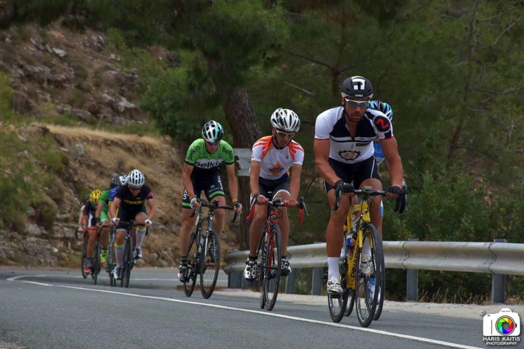Σαββατοκύριακο ποδηλατικής δράσης στο Τρόοδος