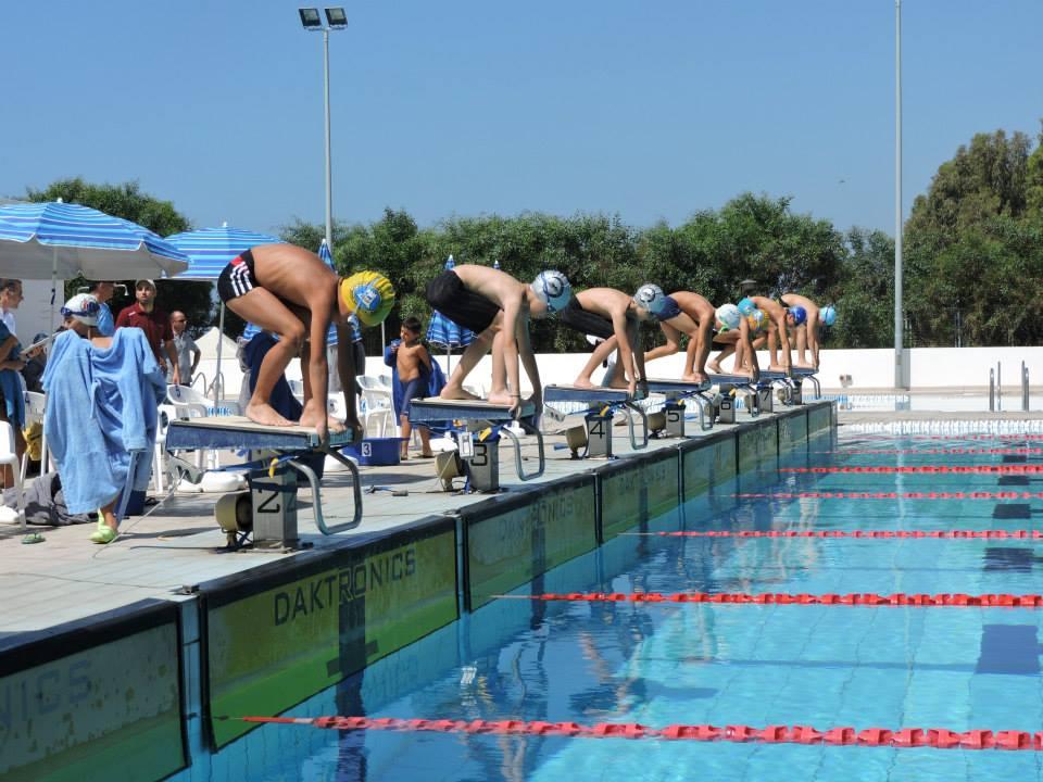 Κολύμπι: «Δελφινάκια» στους βατήρες