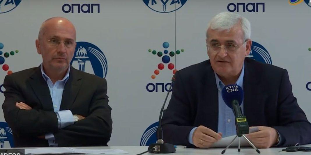 Συνάντηση της Επ. Δεοντολογίας και Προστασίας Αθλητισμού με τις Ομοσπονδίες