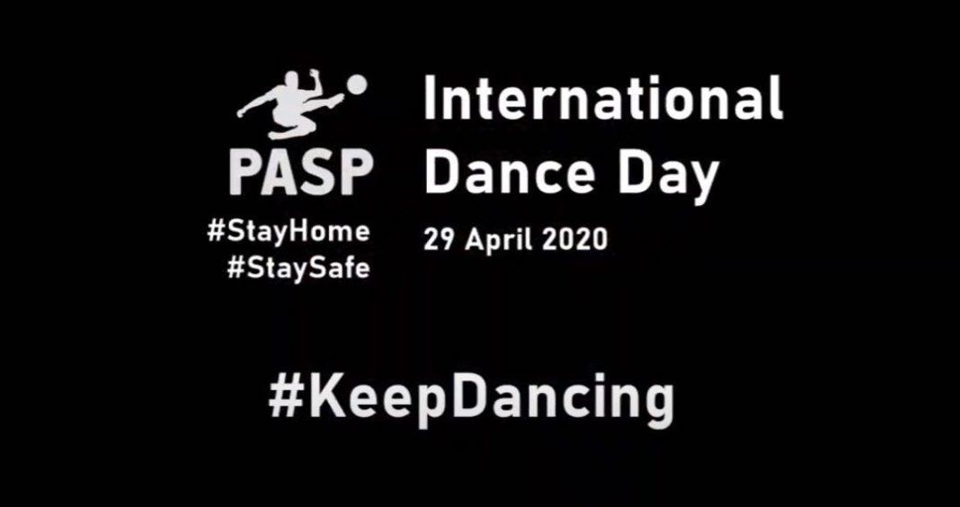 Ποδοσφαιριστές και Διεθνής Ημέρα Χορού: Κρατάμε τη θετική μας ενέργεια! (vid)