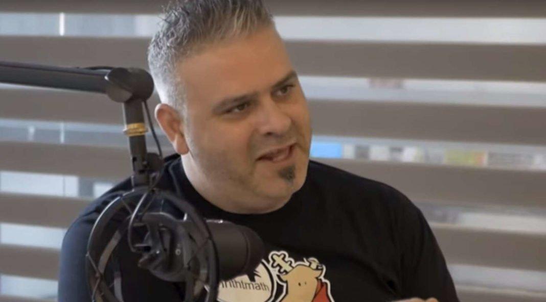 Λούης Πατσαλίδης: «Είμαι σέντερ φορ ολκής»