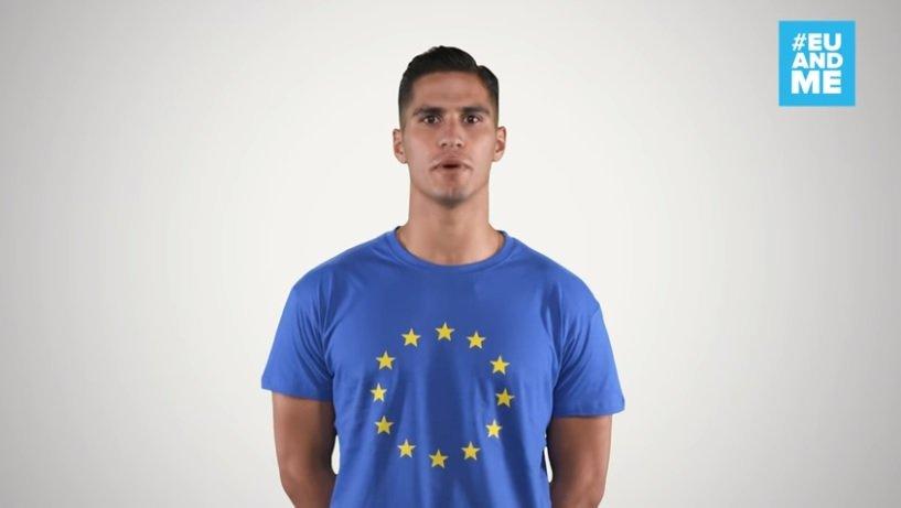 Οι ποδοσφαιριστές ψηφίζουν στις Ευρωεκλογές!
