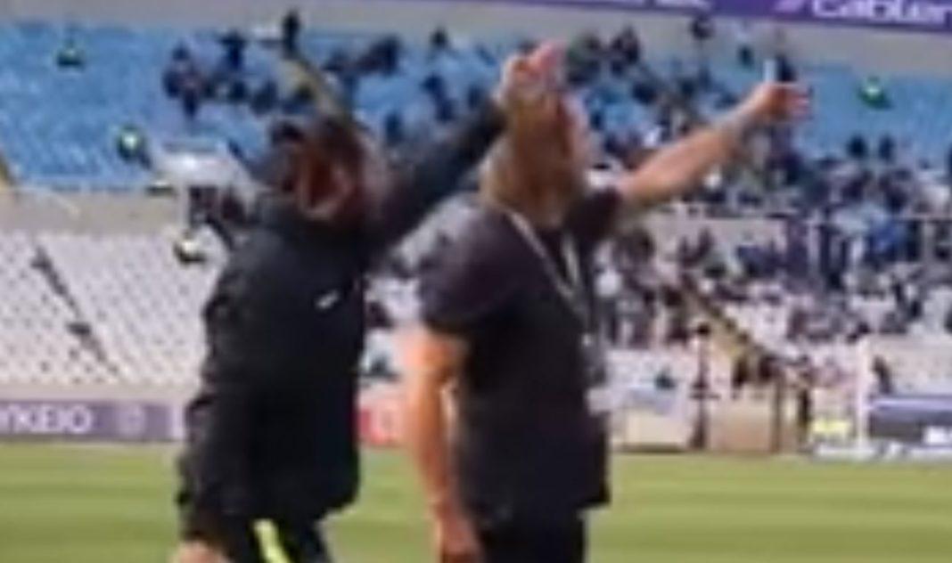 Προπονητής δίπλα στον Τραμετσάνι ο Αλωνεύτης! (video)