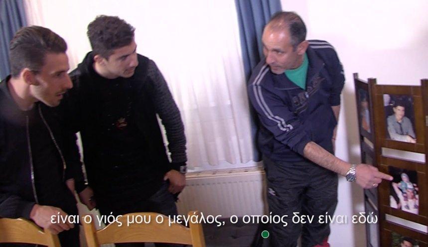 Η επίσκεψη στο σπίτι ενός ακόμη πιστού Ομονοιάτη κι η έκπτωση! (video)