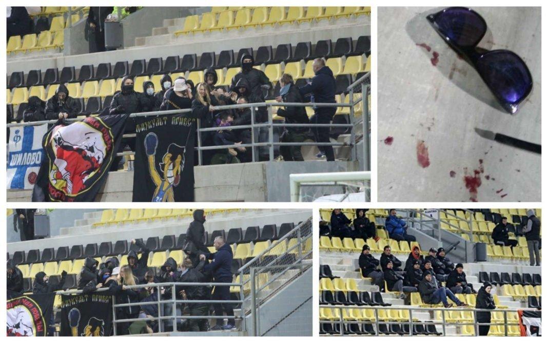 Νέο ΒΙΝΤΕΟ από την επίθεση Ρώσων χούλιγκαν σε ματς στα Κούκλια