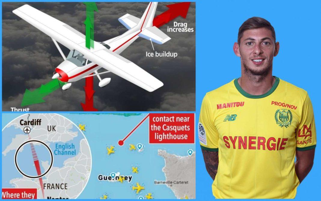 H πτήση του Εμιλιάνο Σάλα ήταν καταδικασμένη!