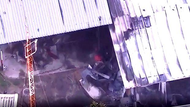 ΒΙΝΤΕΟ: Δέκα νεκροί από πυρκαγιά σε προπονητικό κέντρο της Φλαμένγκο