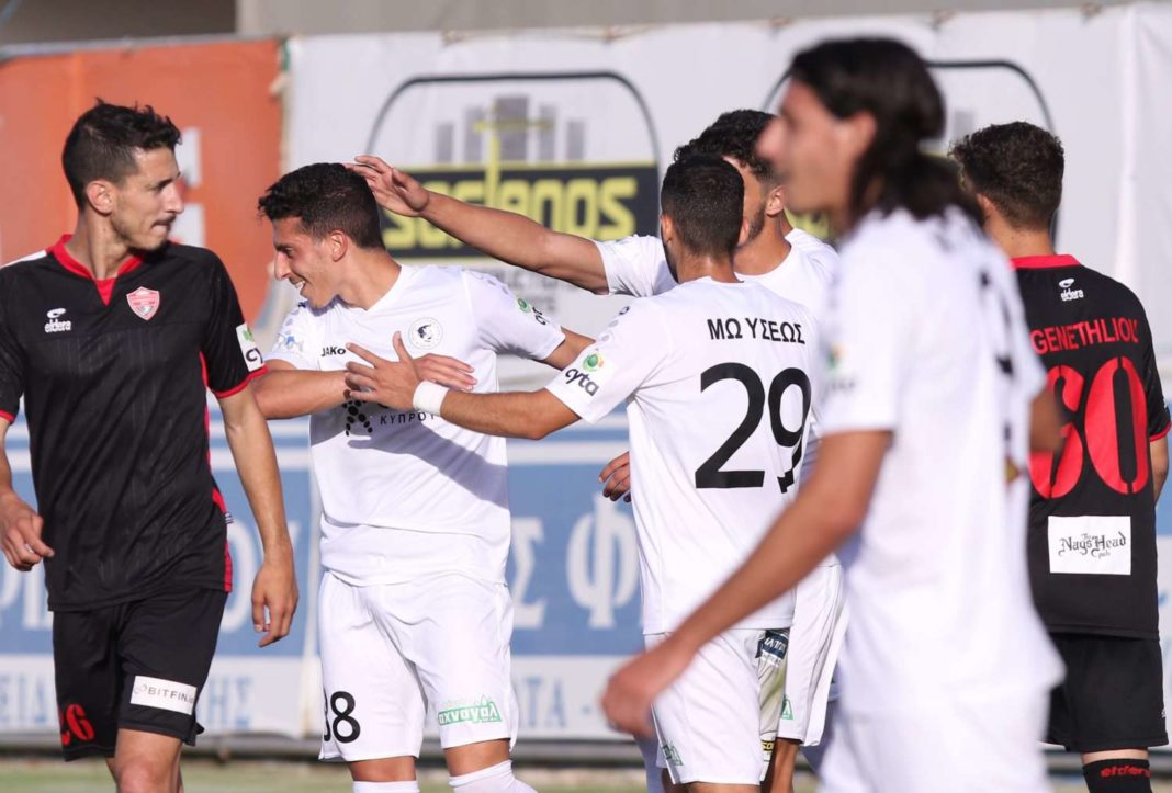 Εθνικός: Μία ενδεκάδα Κύπριων παικτών
