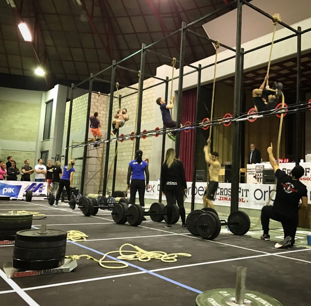 CrossFit Limassol: Μεγάλη επιτυχία στο Wodwars Europe 2016