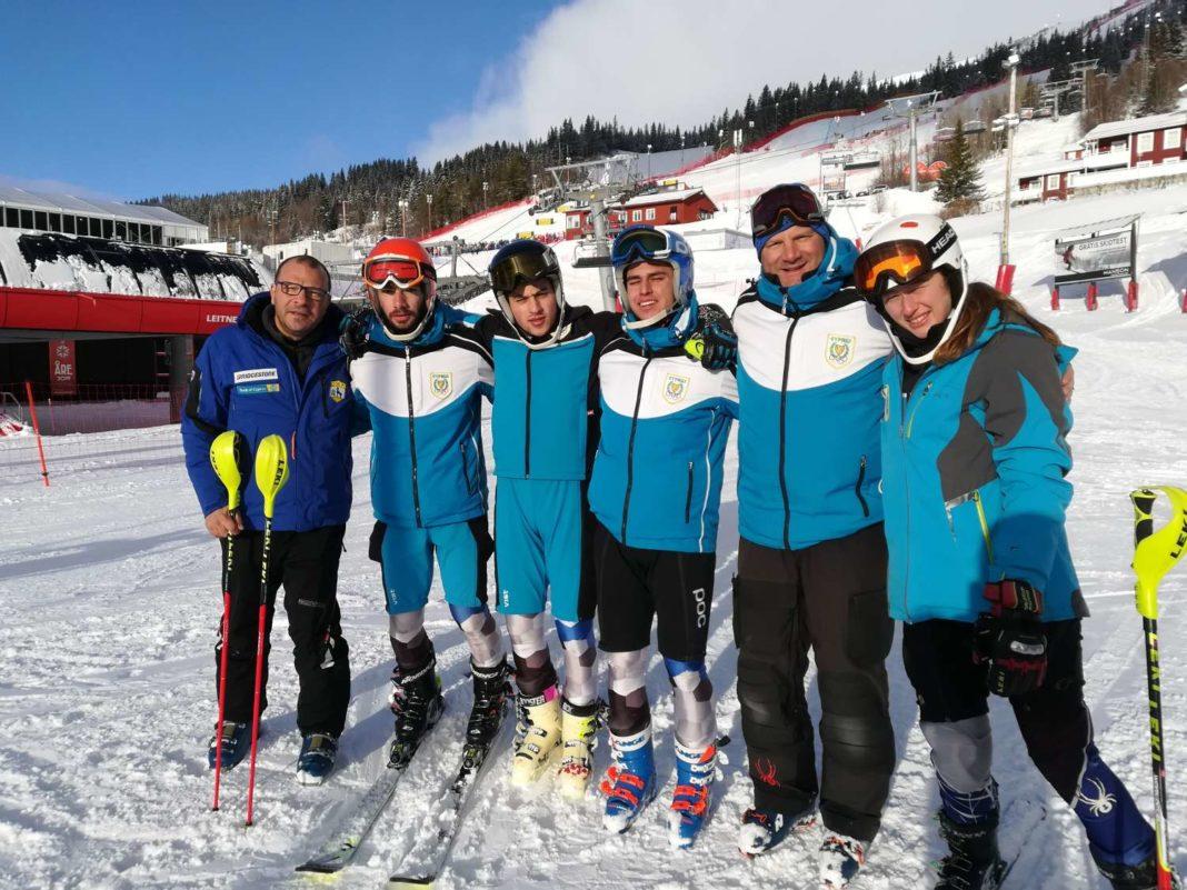 Παγκόσμιο Πρωτάθλημα Χιονοδρομιών 2019: Κυπριακό καρέ ελπίδας στο Άρε!