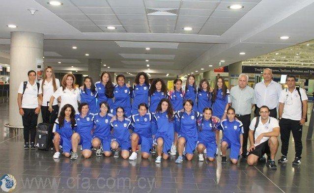 Στην Αλβανία για επίσημους αγώνες η Εθνική Νεανίδων