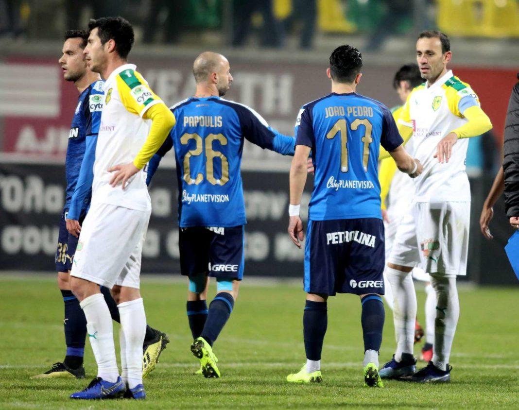 AEK - Aπόλλων: Το πνεύμα πρόθυμον