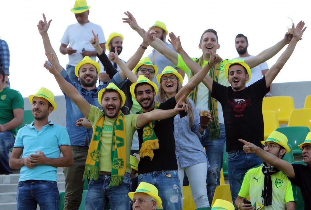 Όμορφα κλικς από το «AEK Αρένα» και τον κόσμο
