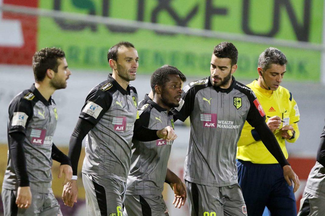 AEK: Ανακοίνωσε συμφωνία για δανεισμό του Ασούμπρε