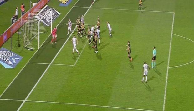 UEFA: Οφσάιντ το γκολ του ΠΑΟΚ κόντρα στην ΑΕΚ