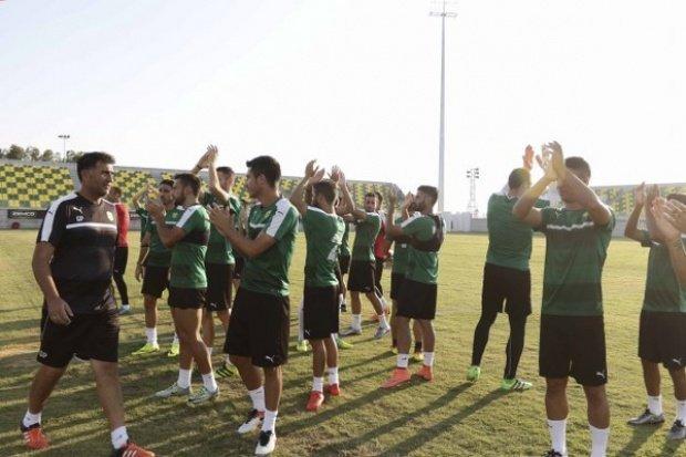 Πανέτοιμοι στην ΑΕΚ για το πρώτο της χρονιάς