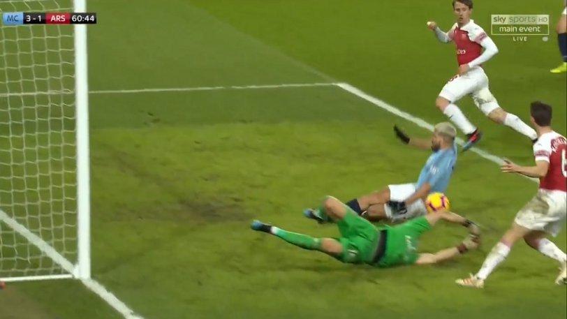 Αγουέρο: «Έκανα χέρι στο γκολ»