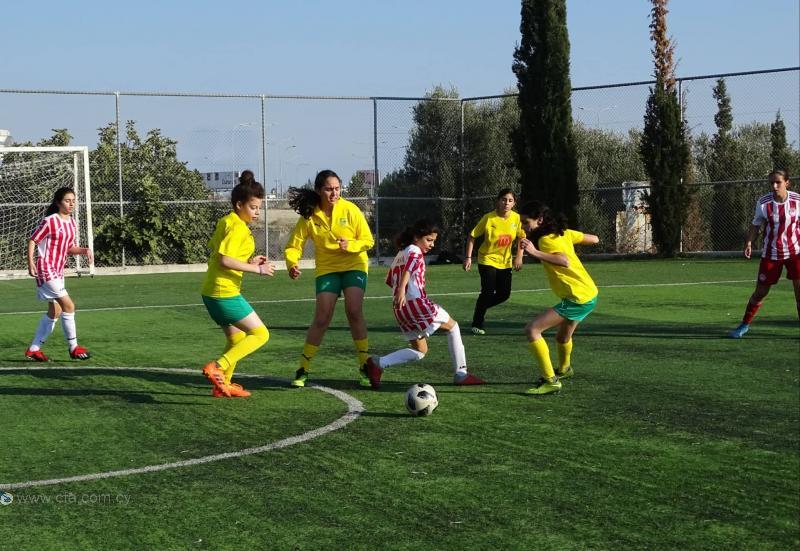 Πρωτάθλημα Κοριτσιών U15: Το πρόγραμμα της 4ης αγωνιστικής (βαθμολογία)