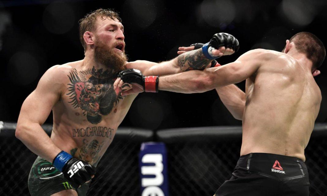 Αποσύρεται από το MMA ο ΜακΓκρέγκορ