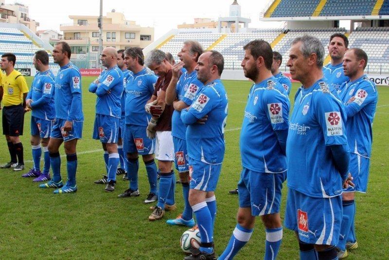 Σήμερα ο τελικός κυπέλλου Παλαιμάχων στο ΓΣΠ