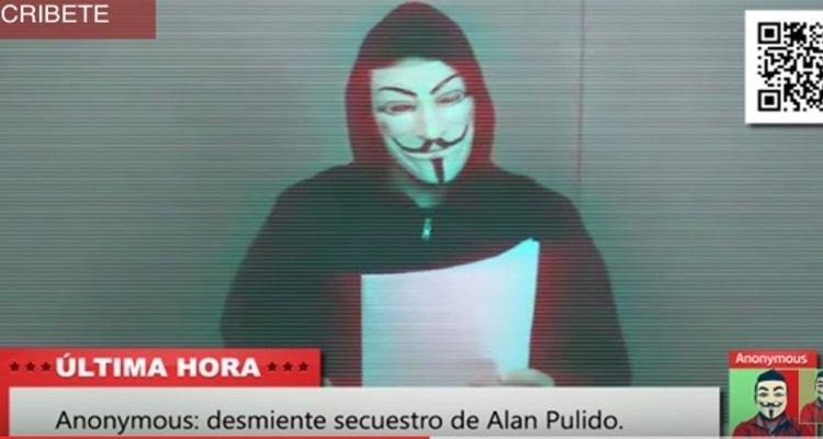 Anonymous: «Σας κορόιδεψαν