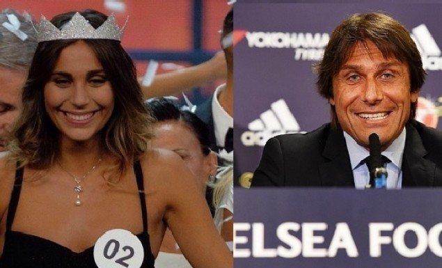 H Μις Ιταλία 2016 είναι φτυστή ο...Αντόνιο Κόντε! (pics)