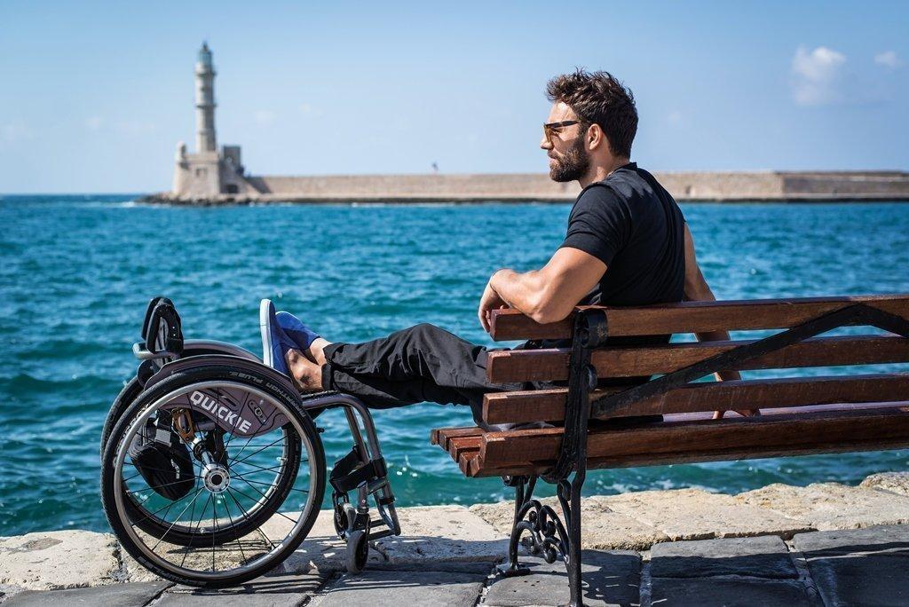 Μήνυμα για τη ζωή από έναν σπουδαίο Παραολυμπιονίκη