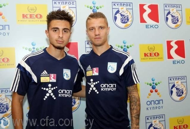 Απέκτησαν κυπριακή υπηκοότητα Άντονι Γεωργίου και Χάρρι Κυπριανού