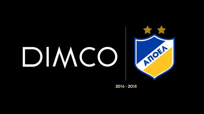 Dimco LTD ο νέος «συμπαίκτης» του ΑΠΟΕΛ