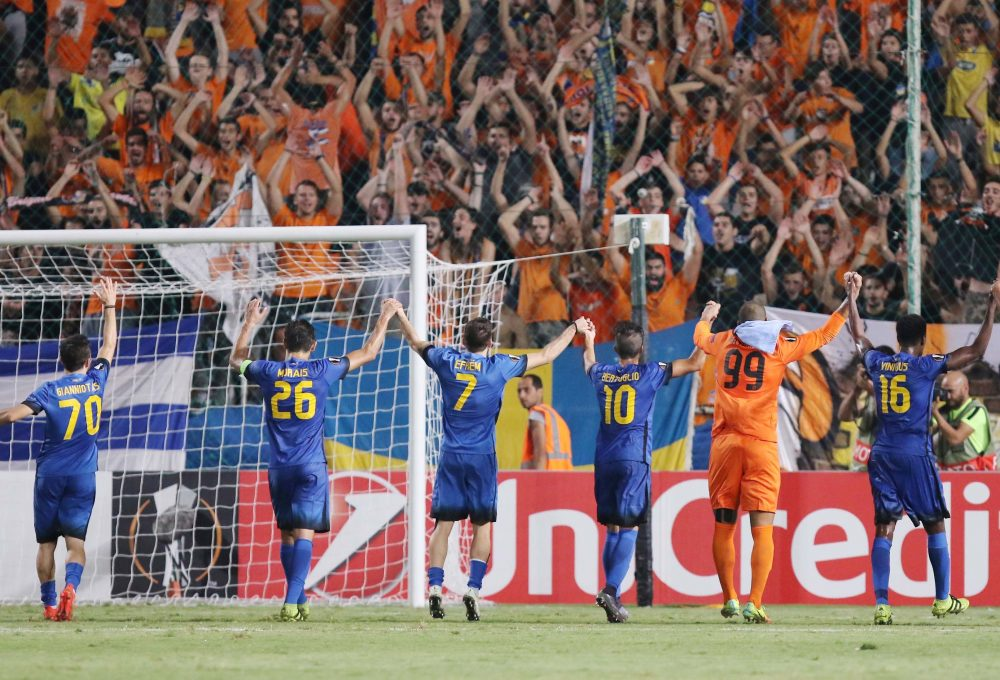 Πετεβίνος: «Κάτι που δεν έκανε άλλη κυπριακή ομάδα στην Ευρώπη»