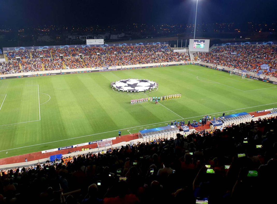 Ο αριθμός εισιτηρίων στο ΑΠΟΕΛ – Άγιαξ