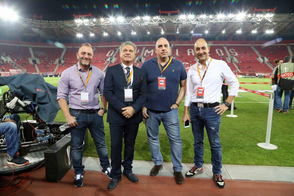 Συνάντηση για το γήπεδο του ΑΠΟΕΛ (pic)