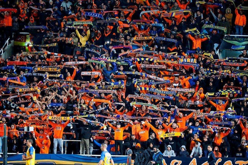 ΑΠΟΕΛ: Έμειναν 3.006 εισιτήρια για το «ναό» του ποδοσφαίρου