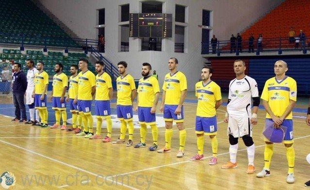 ΑΠΟΕΛ: Ο κατάλογος του Futsal Cup
