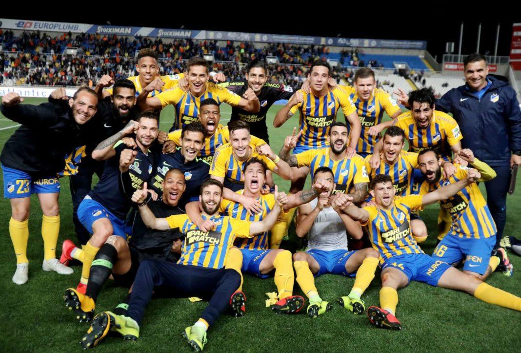 AΠΟΕΛ: Πιθανόν χωρίς διεθνείς στον τελικό κυπέλλου με την ΑΕΛ!