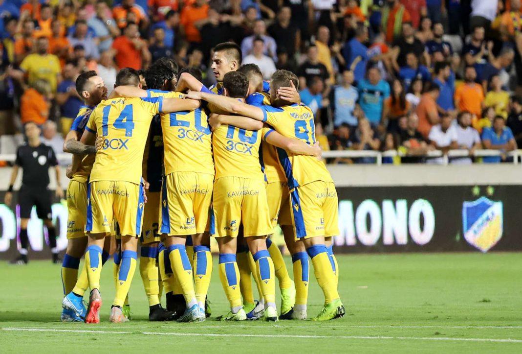 Ανακοινώθηκαν οι ημέρες και ώρες για τα ματς του ΑΠΟΕΛ με την Καραμπάχ