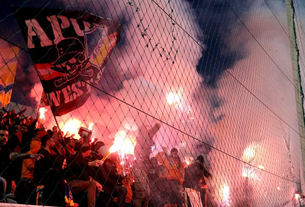 Καμπάνα από την UEFA στον ΑΠΟΕΛ