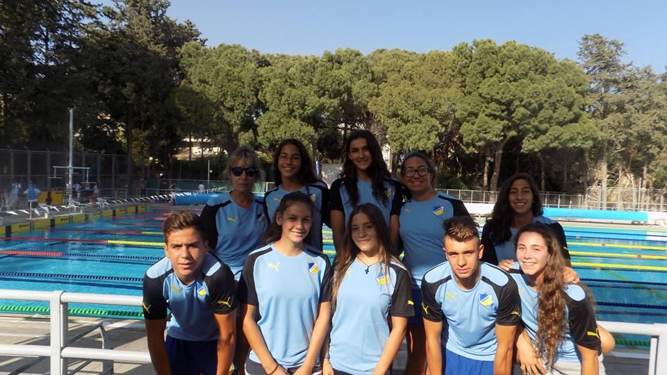 Συνέχεια στο Παγκύπριο Πρωτάθλημα Κολύμβησης