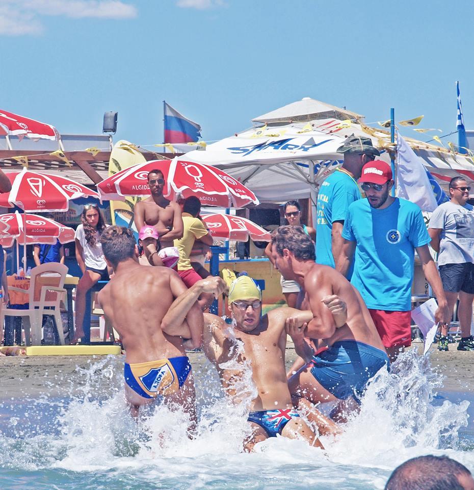 ΑΠΟΕΛ: Νέα μαθήματα ναυαγοσωστικής