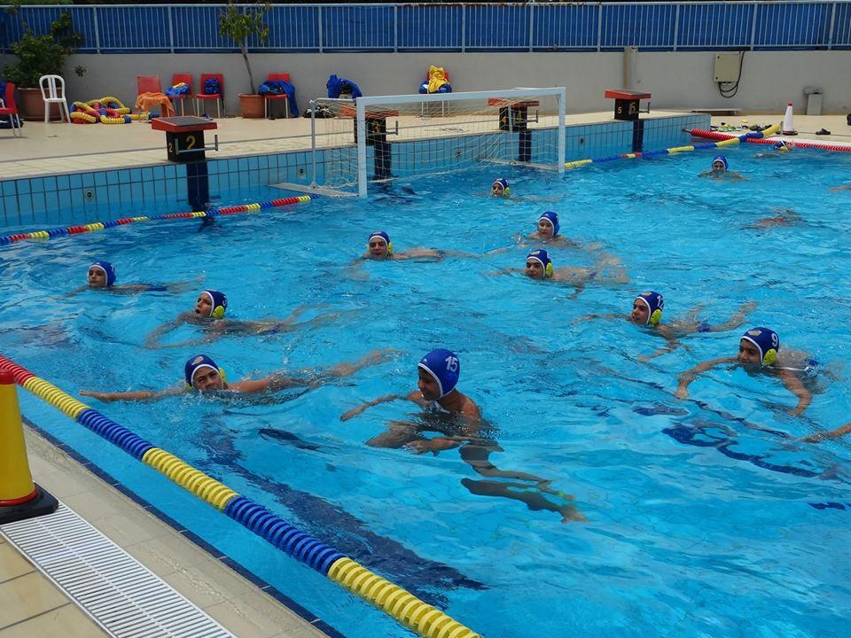Δεύτερο φετινό τουρνουά Υδατοσφαίρισης μίνι παίδων