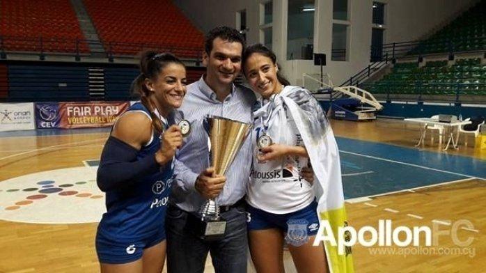 Συγχαρητήρια στις «αμαζόνες» από τον ποδοσφαιρικό Απόλλωνα