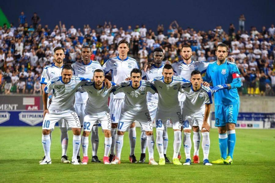 Europa League: Αυτός είναι ο όμιλος του Απόλλωνα