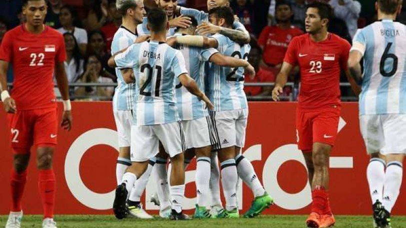 Εξάρα η Αργεντινή! (vid)