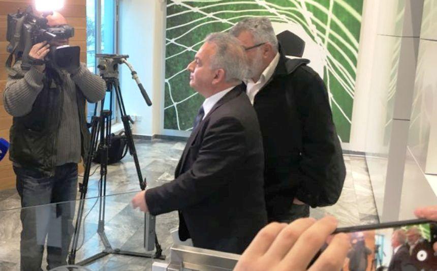 Θέμα Ουζόχο: Τι είπε ο Βρυωνίδης κατά την αποχώρησή του από την ΚΟΠ