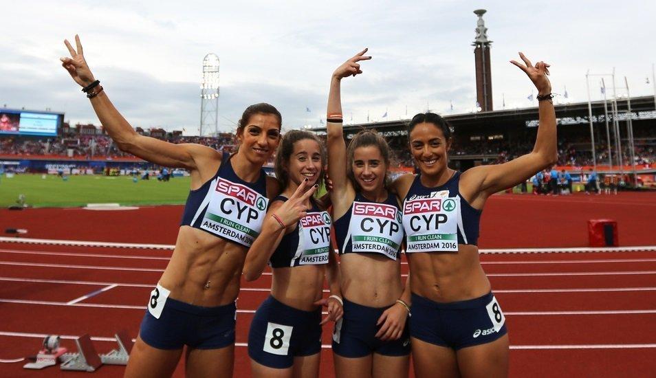 Με οκτώ αθλητές στο Ευρωπαϊκό Κ-23