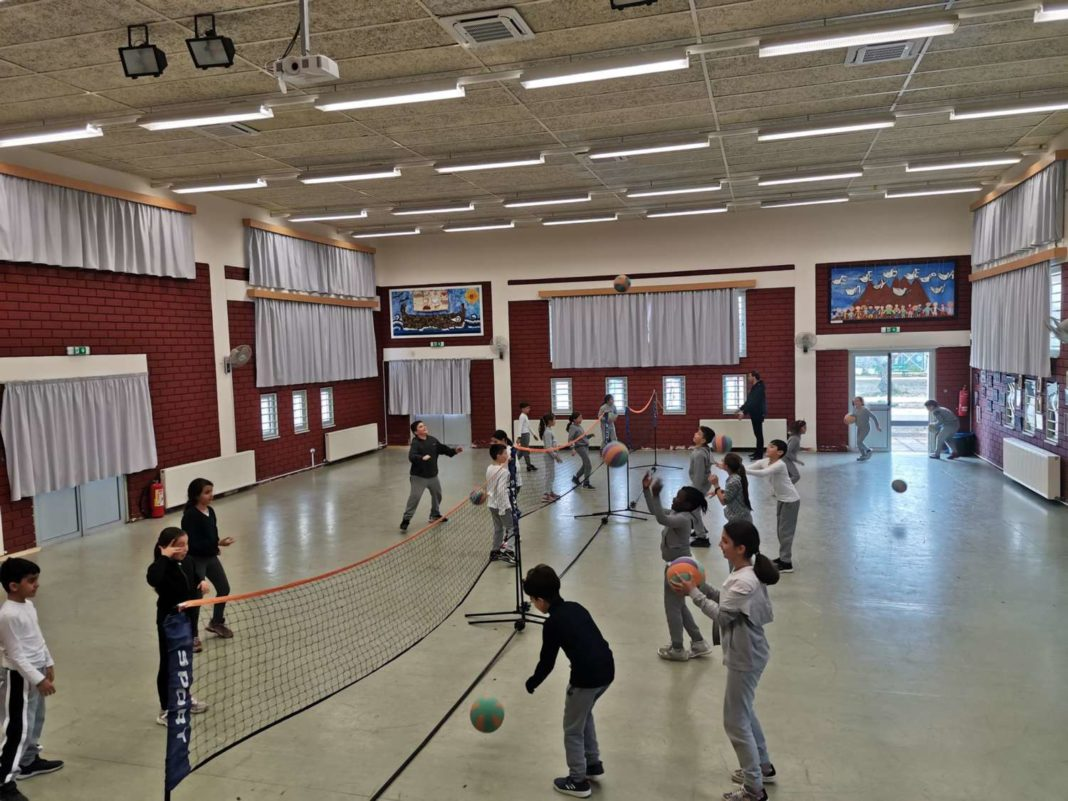 ΚΟΠΕ: «Μετακόμισε» στη Λάρνακα το School Project